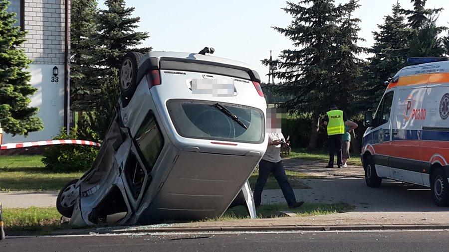 Zderzenie Peugeotów w Smulsku
