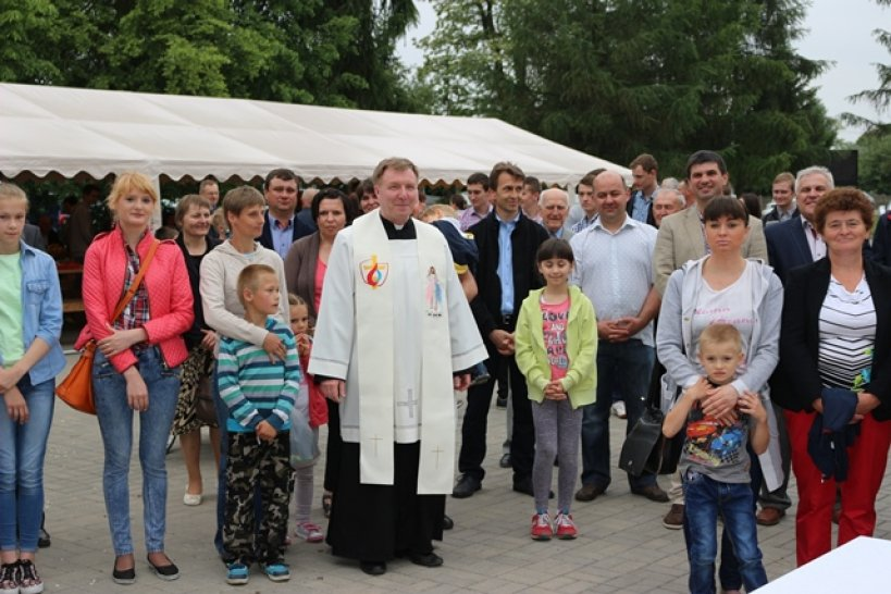 25-lecie kapłaństwa ks. Pawła Zalewskiego