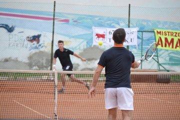 Tenisowy turniej uświetnił Dni Turku i Gminy Turek
