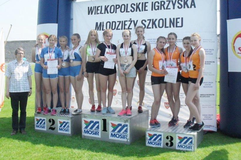 Sportowe sukcesy uczniów ze Słodkowa