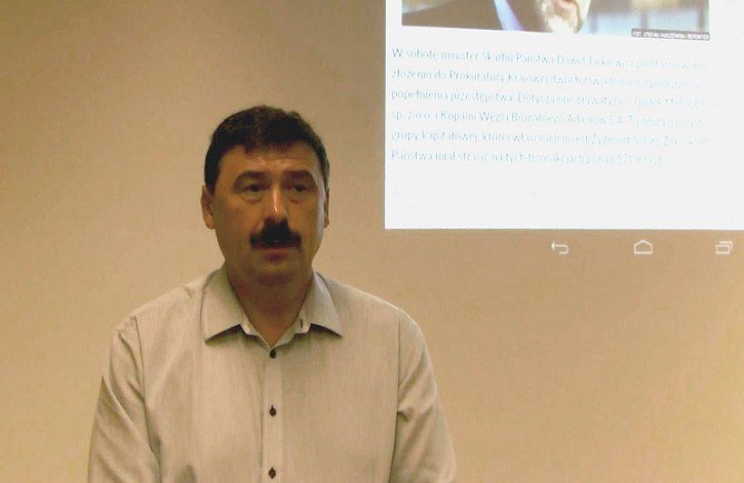 Wideo: Poseł Bartosik o doniesieniu do Prokuratury o nieprawidłowościach prywatyzacji Adamowa