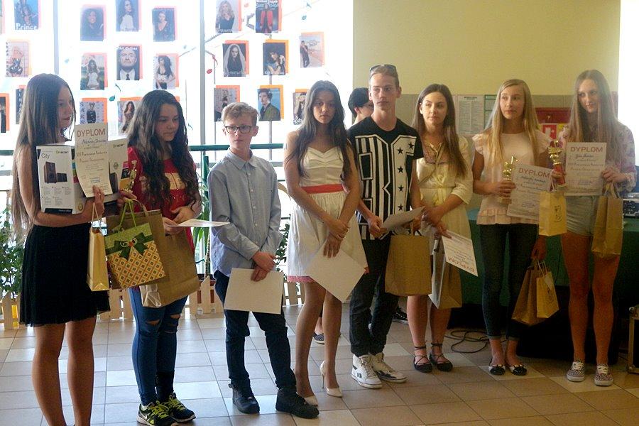 Słodków: VIII Powiatowy Konkurs Piosenki Obcojęzycznej