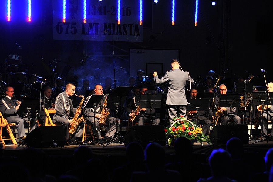 W rytm żołnierskiej piosenki - foto: M. Derucki