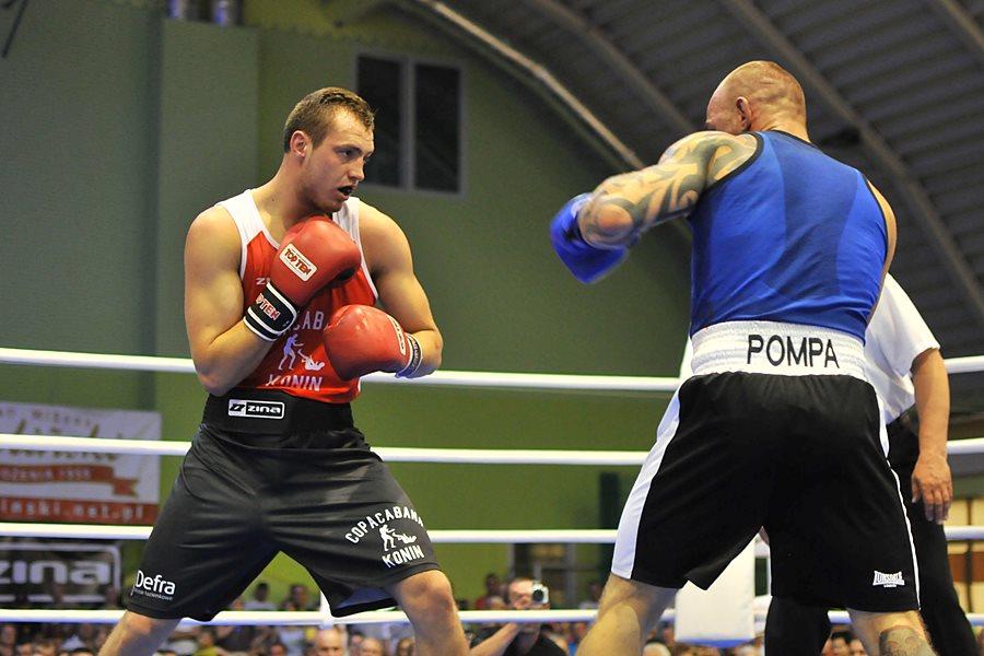Gardzielik pokonał rywala na punkty. Boxing Night kończy Dni Dobrej - foto: M. Derucki
