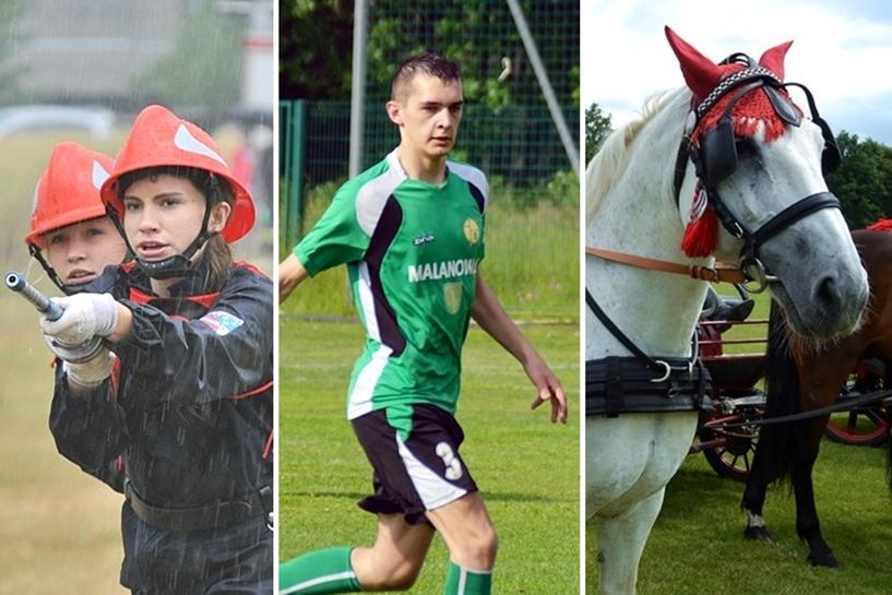 Wianki, konie, zawody OSP i 10-lecie Gromu. Oto początek wakacji