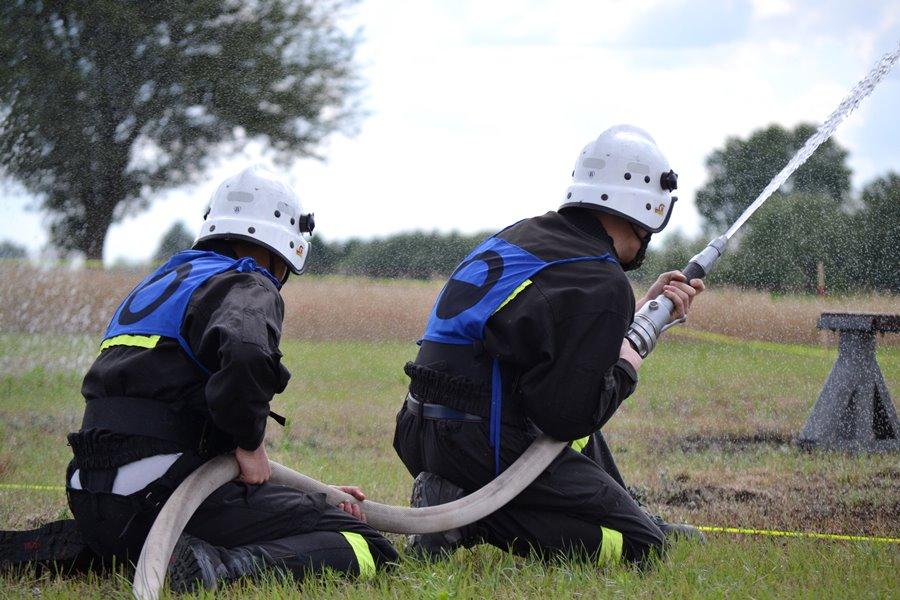 OSP Boleszczyn nadal w formie. Ich zwycięstwo to niemal tradycja - Foto: G. Oblizajek