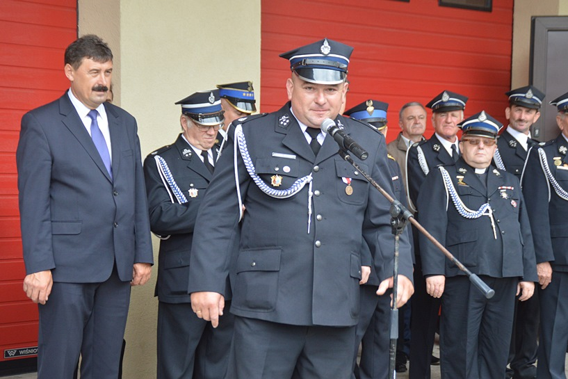 OSP Grąbków od 70 lat gasi, pomaga, wspiera lokalną społeczność - foto: Arkadiusz Wszędybył