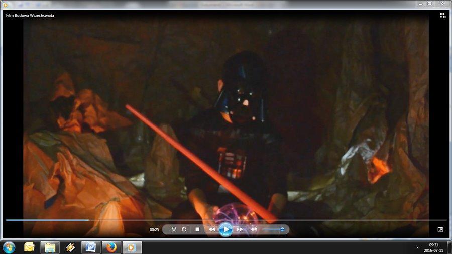 Ciemne moce Lorda Vadera w G1