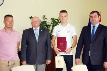 Gratulujemy sportowcom z powiatu tureckiego