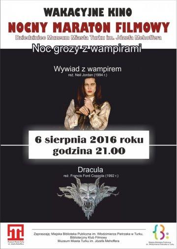 Noc z wampirami
