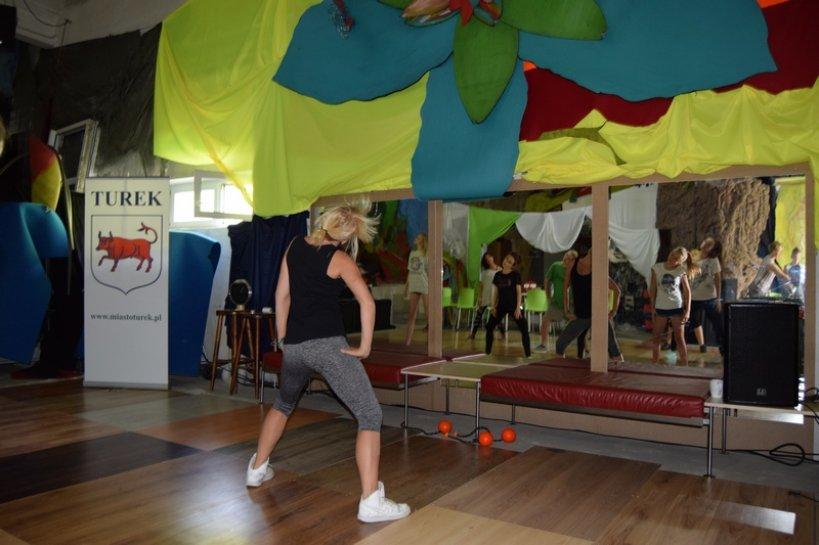 ALSA na parkiecie - tancerze rozpoczęli zajęcia - foto: K. Krzyżostaniak