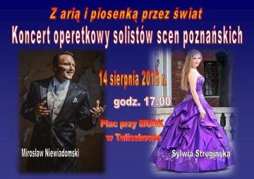 Wieczór z operetką