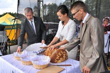 Wideo: W Bibiannie dziękowali za chleb i plony