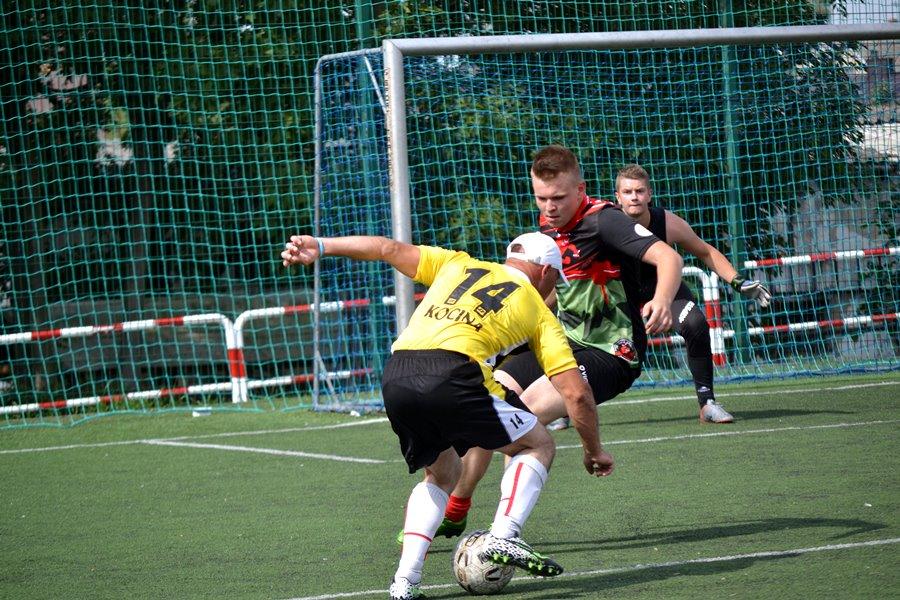 Malanów grał w Finale Wojewódzkim Orlika. To był zacięty mecz - Foto: G. Oblizajek