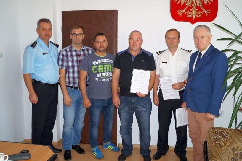 OSP Kuny w Krajowym Systemie Ratowniczo-Gaśniczym! - foto: UG Władysławów