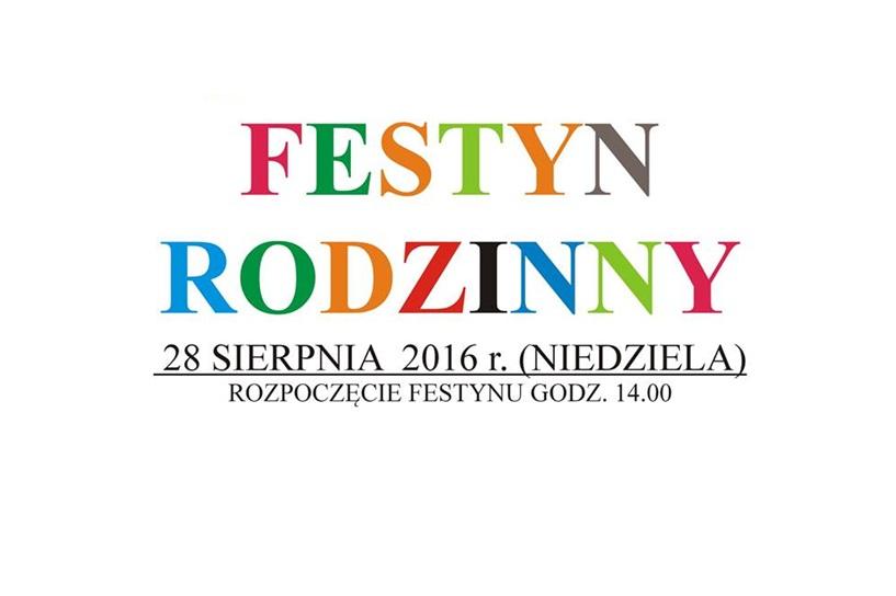 Kuny: Festyn Rodzinny zwieńczy wakacje