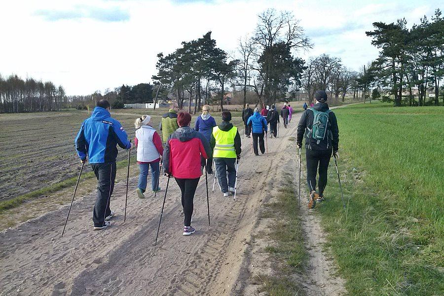 Staw się na marsz z kijami. Kolejna edycja marszu nordic walking Ruszamy Turek!