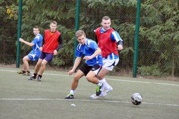 Tuliszków: Amatorska Liga Piłki Nożnej trwa....