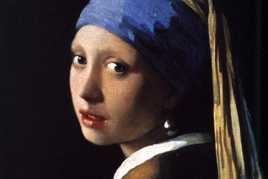Biblioteczny Klub Filmowy powraca z nowym cyklem! - Johannes Vermeer (1632-1675) - Dziewczyna z perłą