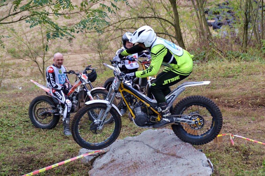 Motocyklowy Rajd Trialowy pełen ekstremalnych wrażeń - Foto: G. Oblizajek