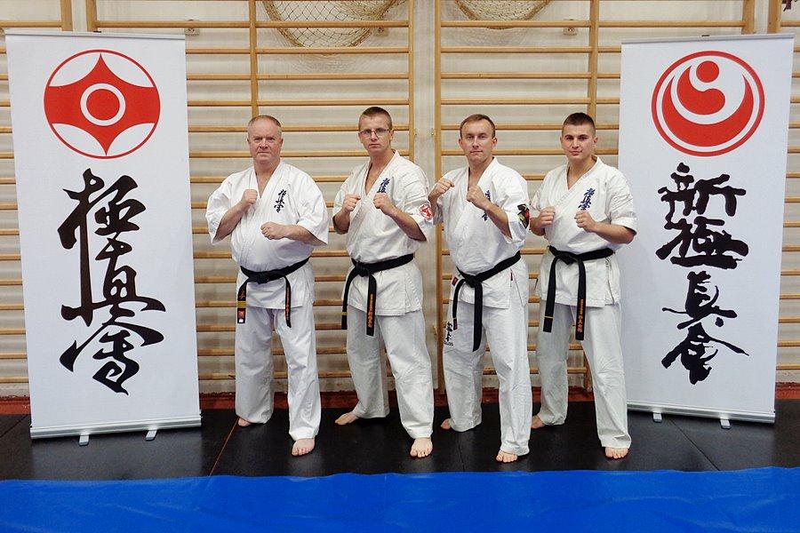 Karate: seminarium dla instruktorów i sędziów