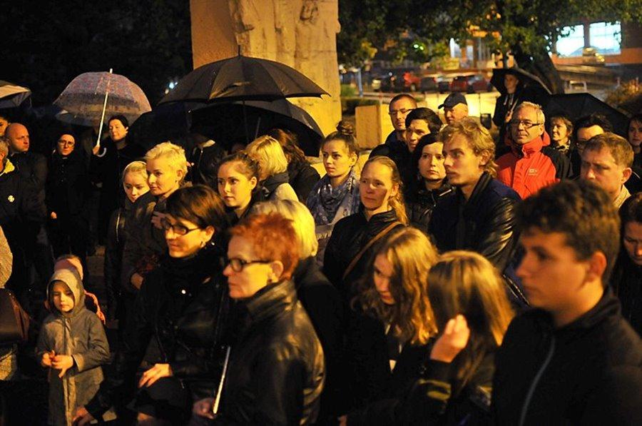 #CzarnyPoniedziałek w Turku. Mieszkańcy znów zaprotestują - Foto: M. Derucki