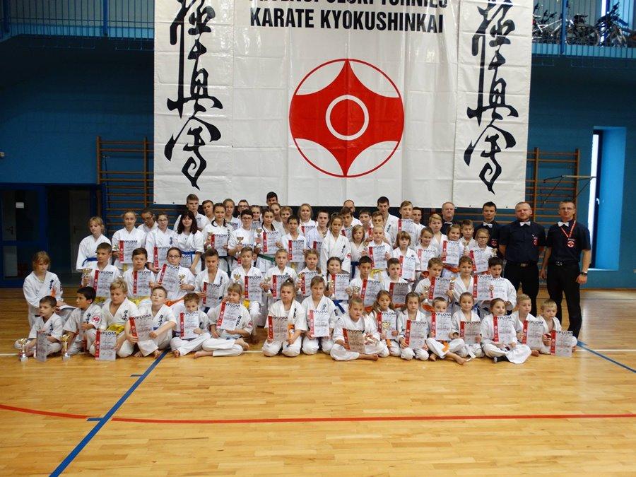 Mistrzostwa Kyokushin Karate. Wielki sukces zawodników z Turku