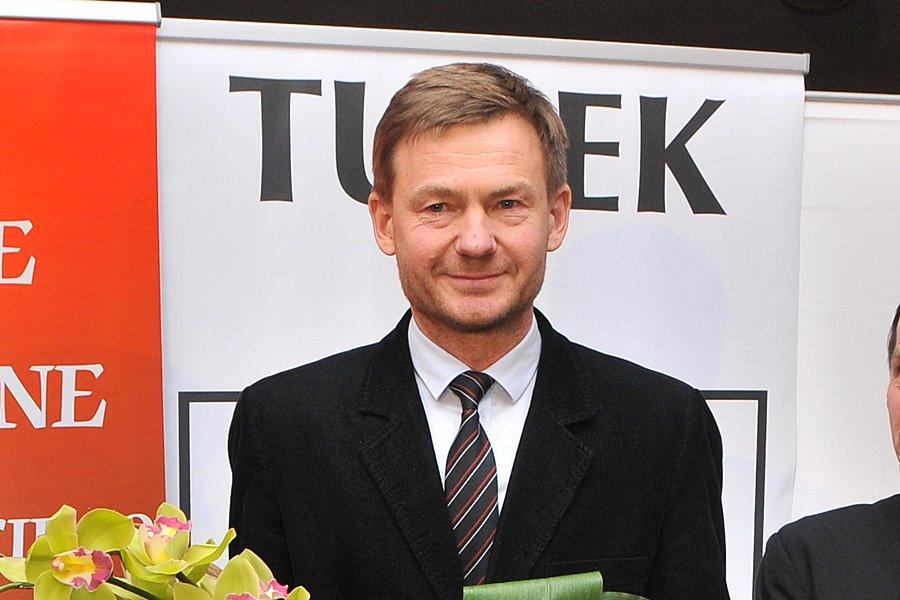 Witold Wojciechowski z wyróżnieniem - foto: M. Derucki