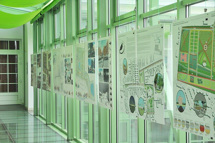 Pomysły na centrum Turku wystawione w muzeum. Uwagi mile widziane - foto: M. Derucki