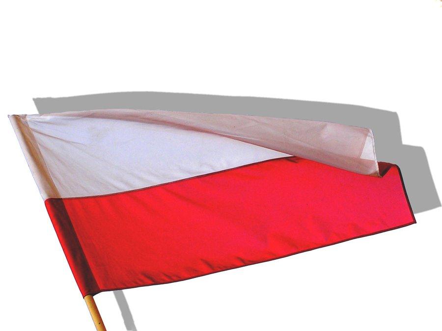 Apel do mieszkańców: Pamiętajmy o zawieszeniu państwowej flagi - Foto: freeimages.com / Michal Zacharzewski