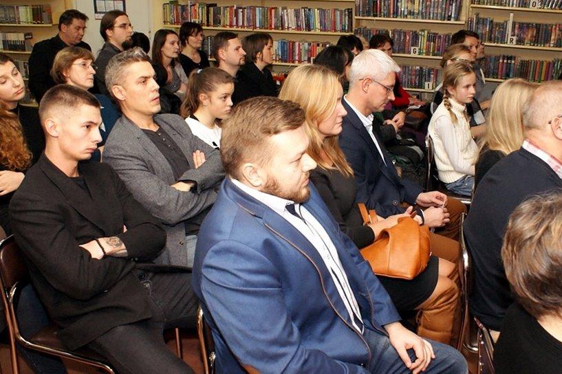 Redaktor, sołtys, pisarz kryminałów - foto: MiPBP w Raciborzu / www.biblrac.pl
