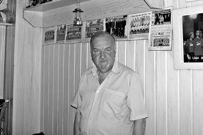 Odszedł Józef Matczak - wieloletni działacz Tura Turek