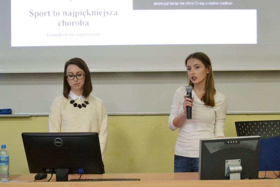 Uczniaki z ZST wiedzą co robić, by zdrowo żyć - Foto: G. Oblizajek