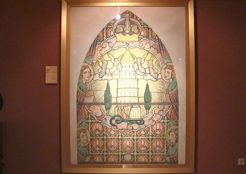 Wideo: Konserwacja kolekcji Turkowskiego misterium Józefa Mehoffera