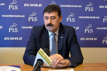 Wideo: Poseł Bartosik podsumował pierwszy rok...