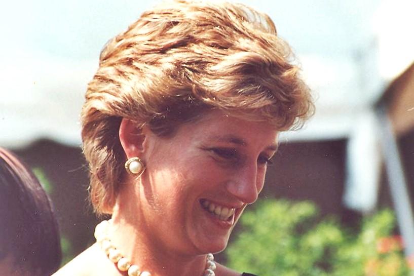 Księżna Walii z wizytą w Bibliotece! - foto: wikimedia.org / Nick Parfjonov