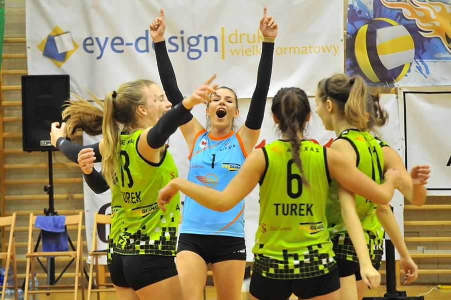 Zawodniczki ALEXAS Turek zawalczą o wygraną! Zapraszamy na mecz - Foto: M. Derucki