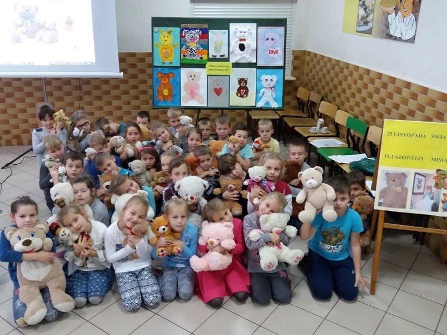 Światowy Dzień Pluszowego Misia w