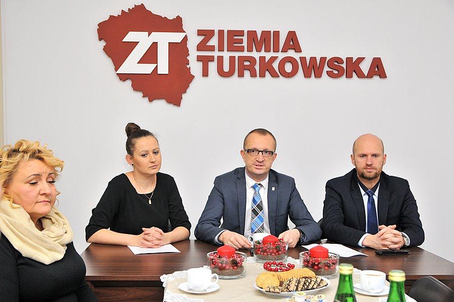 Ziemia Turkowska otworzyła nowe biuro