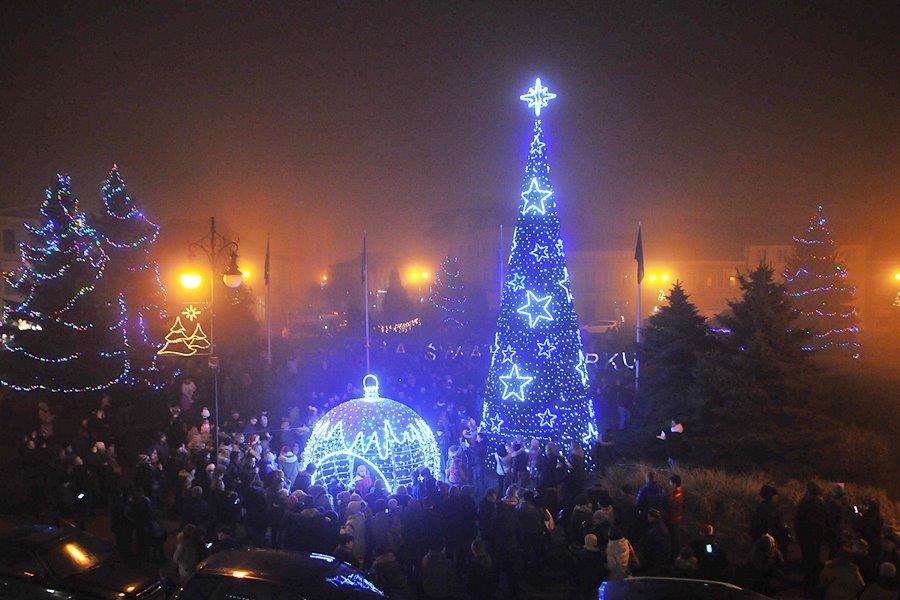 Turek: Magia Świąt ogarnęła Rynek - foto: M. Derucki