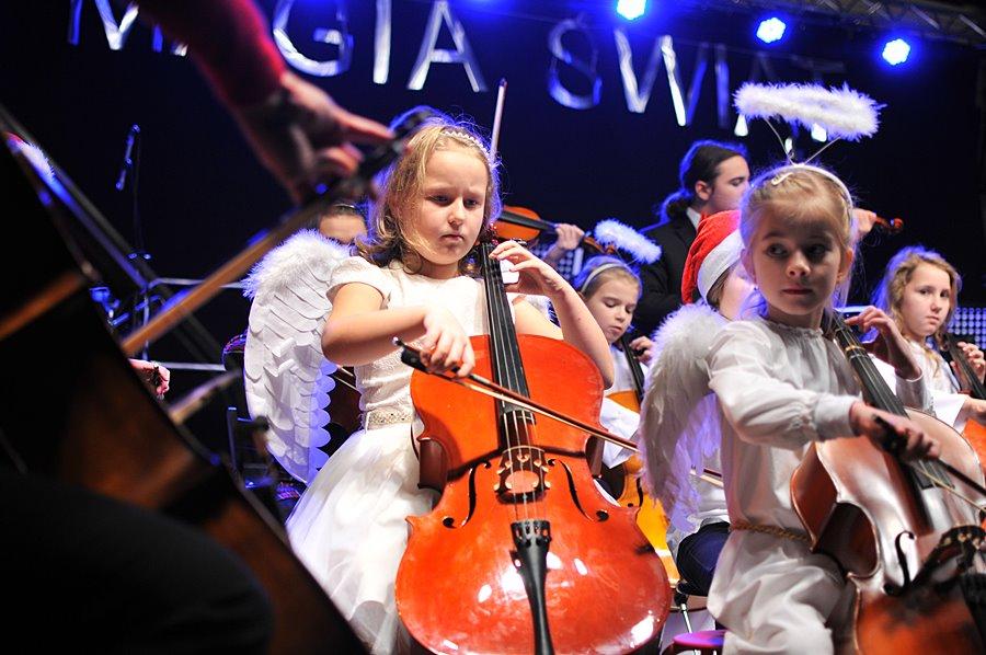Turek: Magiczny, świąteczny koncert! - foto: M. Derucki