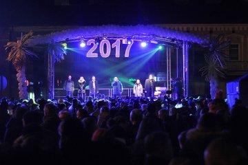 Wideo: Turkowianie powitali Nowy Rok 2017