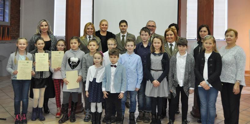 Sukces uczennic SP5 w konkursie
