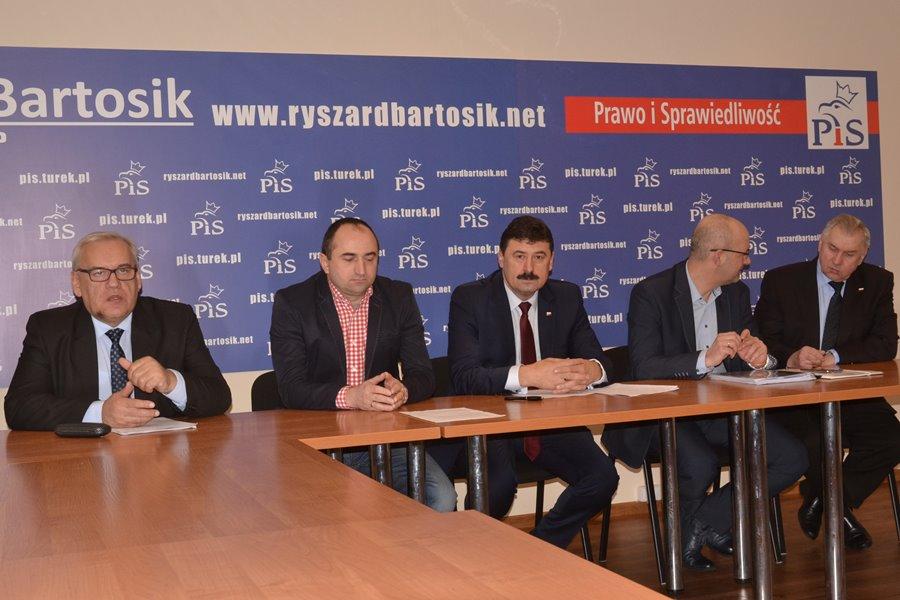 Poseł PiS o realizacji działań w koalicjach - Foto: G. Oblizajek