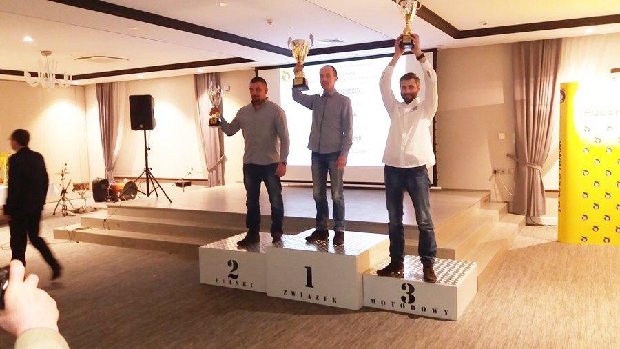 TUR-MOT zgarnął puchar za pierwsze miejsce w mistrzostwach
