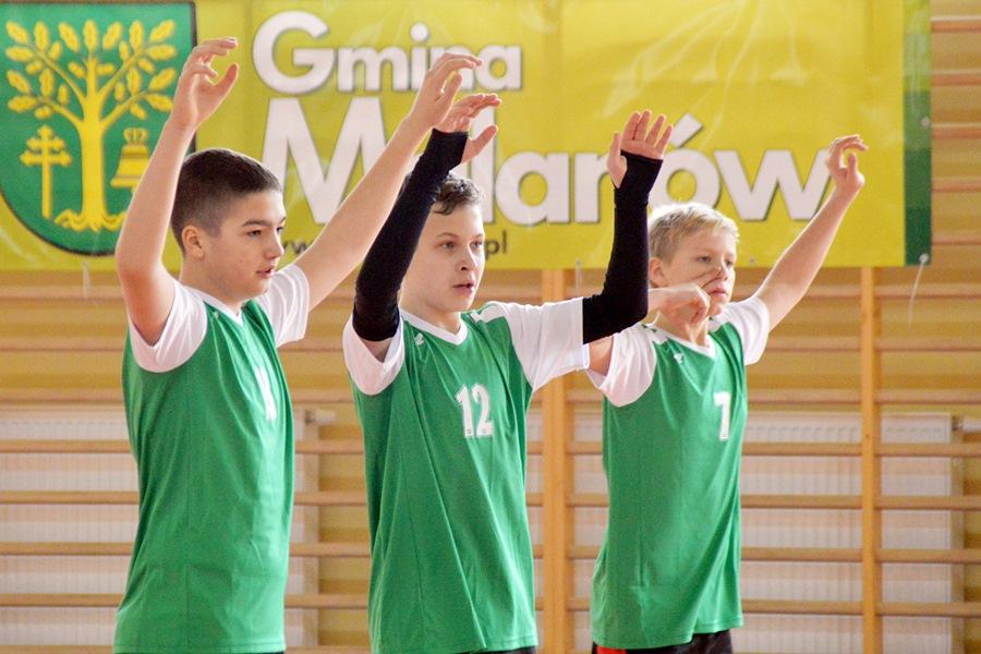 Malanów: Piłkarze ręczni z SP5 Mistrzami Powiatu
