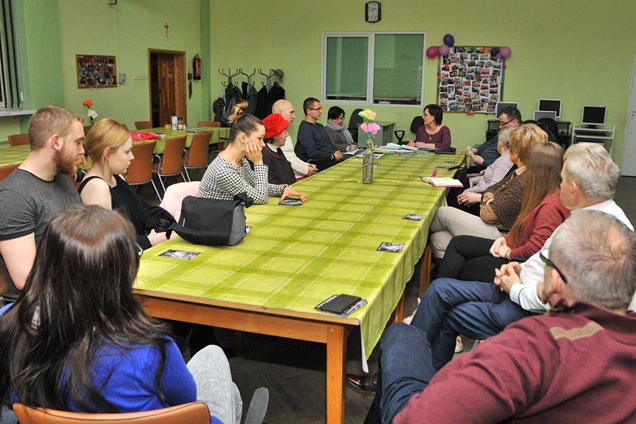 Turkowski oddział TOZ gotowy do działania. M. Żebruń przewodniczącą koła - foto: M. Derucki