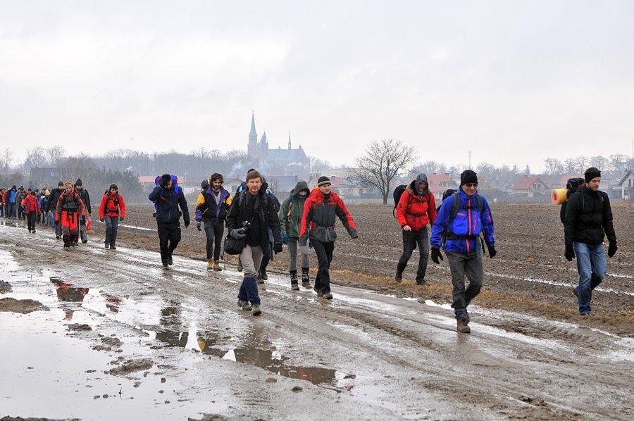Licealny Rajd Weteranów wyruszył do Malanowa - foto: M. Derucki