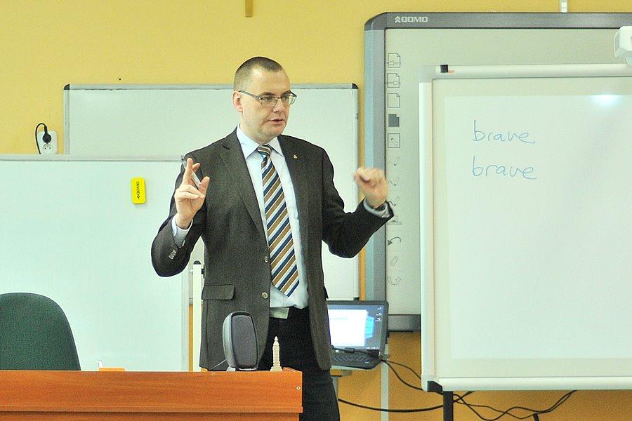 Prof. M. Pawlak: Musimy zacząć uczyć tego, jak skutecznie się uczyć - foto: M. Derucki