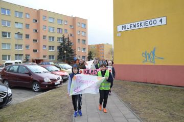 Młodzież na rzecz bezpieczeństwa pieszych